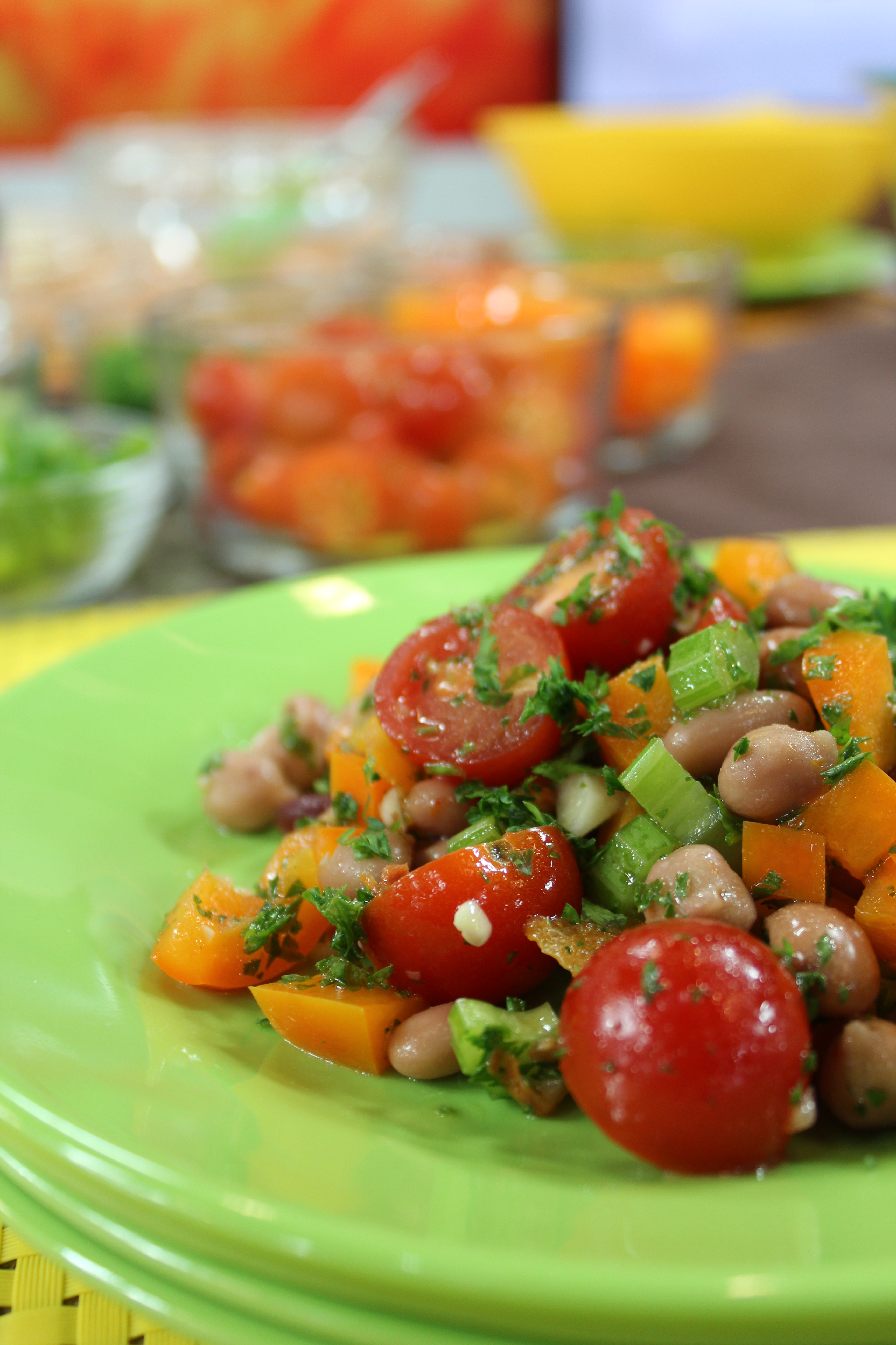 Mixed Bean Salad picture by Mairlyn Smith
