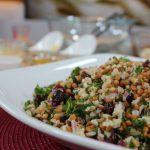 Awesome Lentil and Rice Salad
