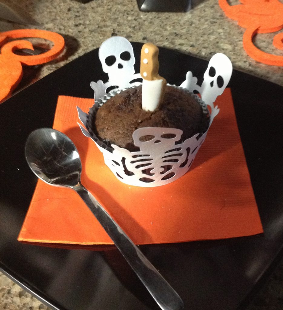 Pudding Cake!