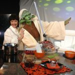 Love Yoda! or is it Miss Dina?