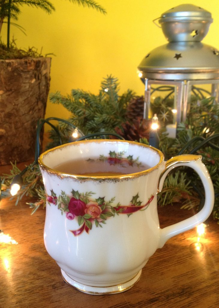 Hot homemade apple cider picture by Mairlyn Smith