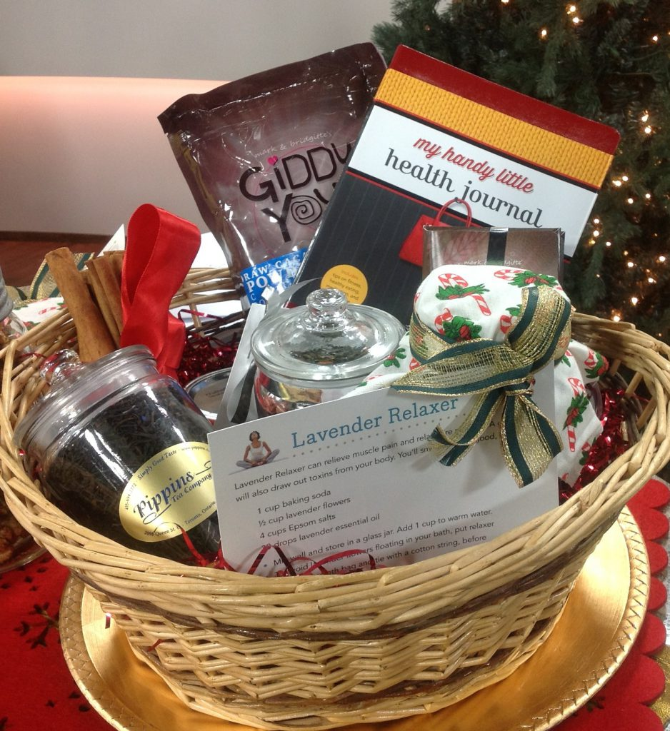 This year's Gift Basket of Health