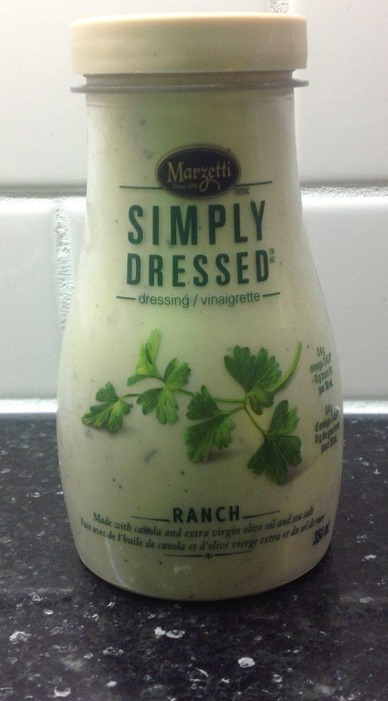 Marzetti Salad Dressing