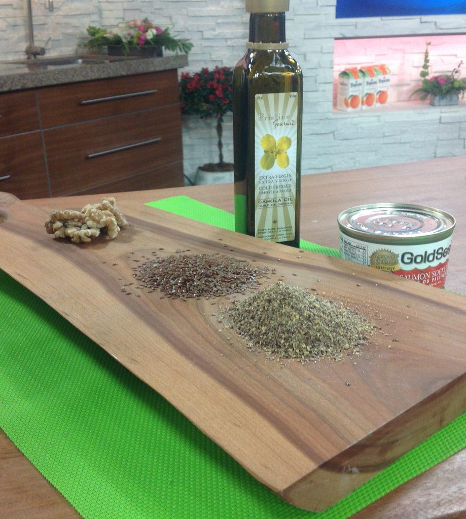 Canadian omega-3 food sources